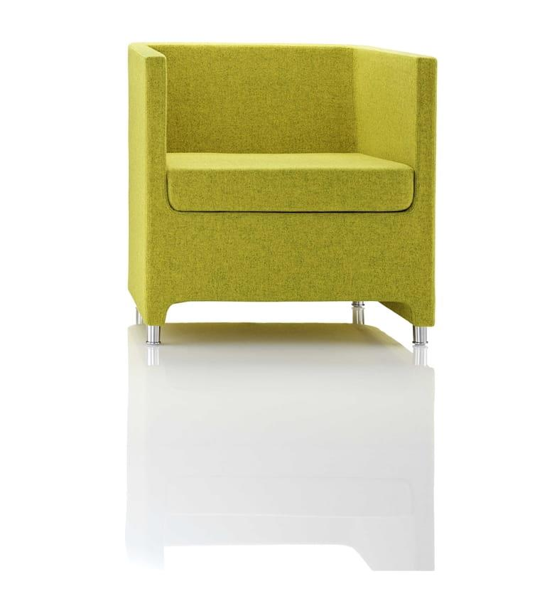Boss Design Tom Tub Chair Front