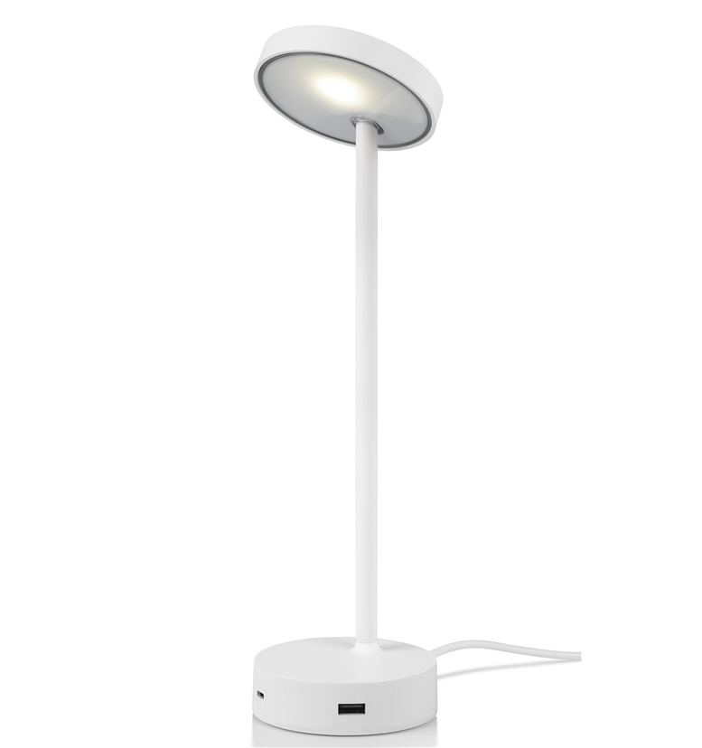CBS Lolly personal lamp white