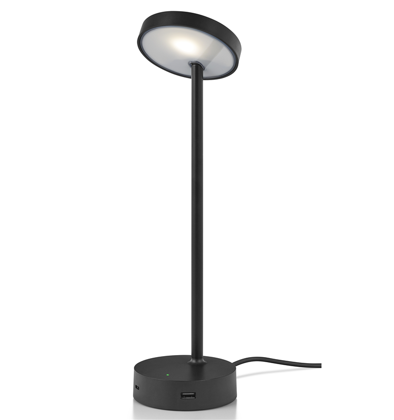 CBS Lolly personal lamp black