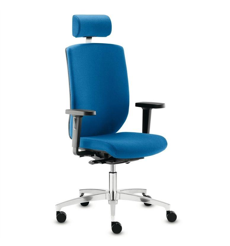 Dauphin Bionic High Back Office Chair with Neckrest