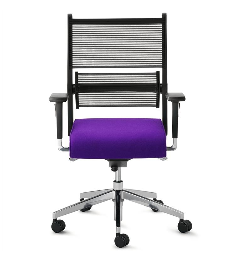 Dauphin Lordo High Back Office Chair Front