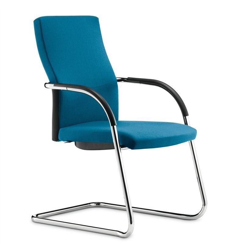 Dauphin Shape XP Cantilever Visitor Chair