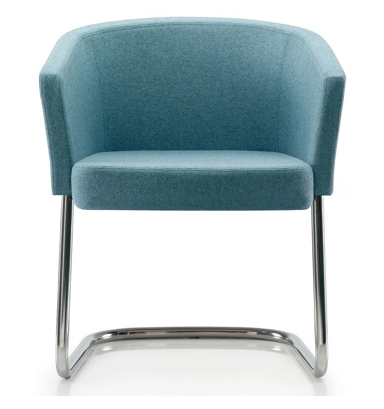 Edge Design Zone Cantilever Frame Tub Chair
