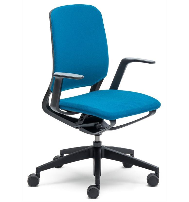 Sedus se motion upholstered seat and back