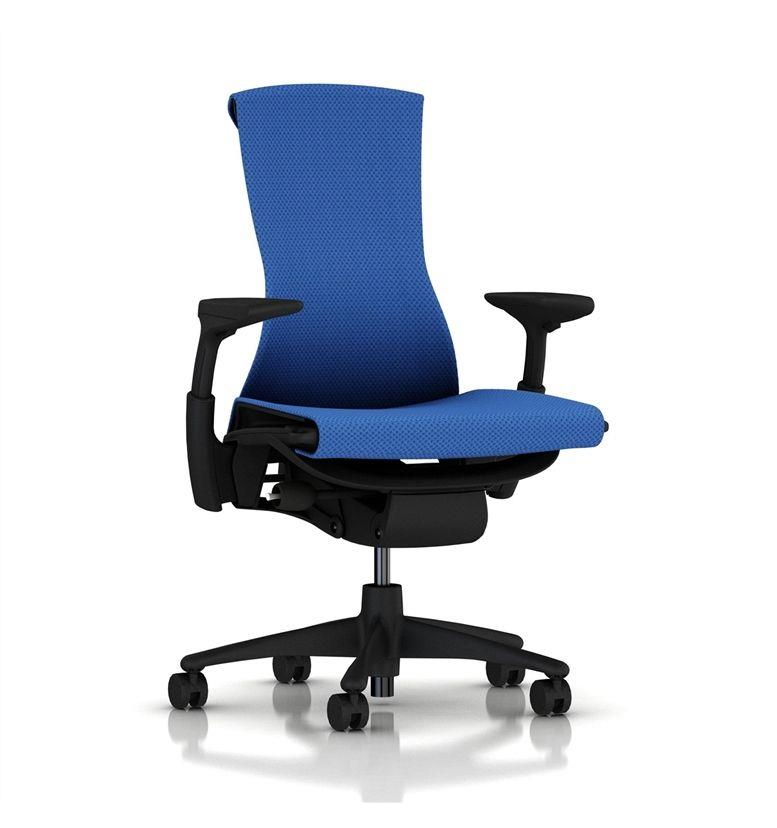 Herman Miller Embody Balance Berry Blue