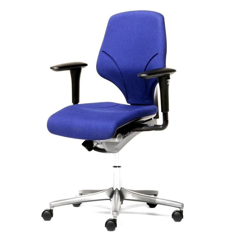 Giroflex G64 7078 Chair with Height Adjustable arms