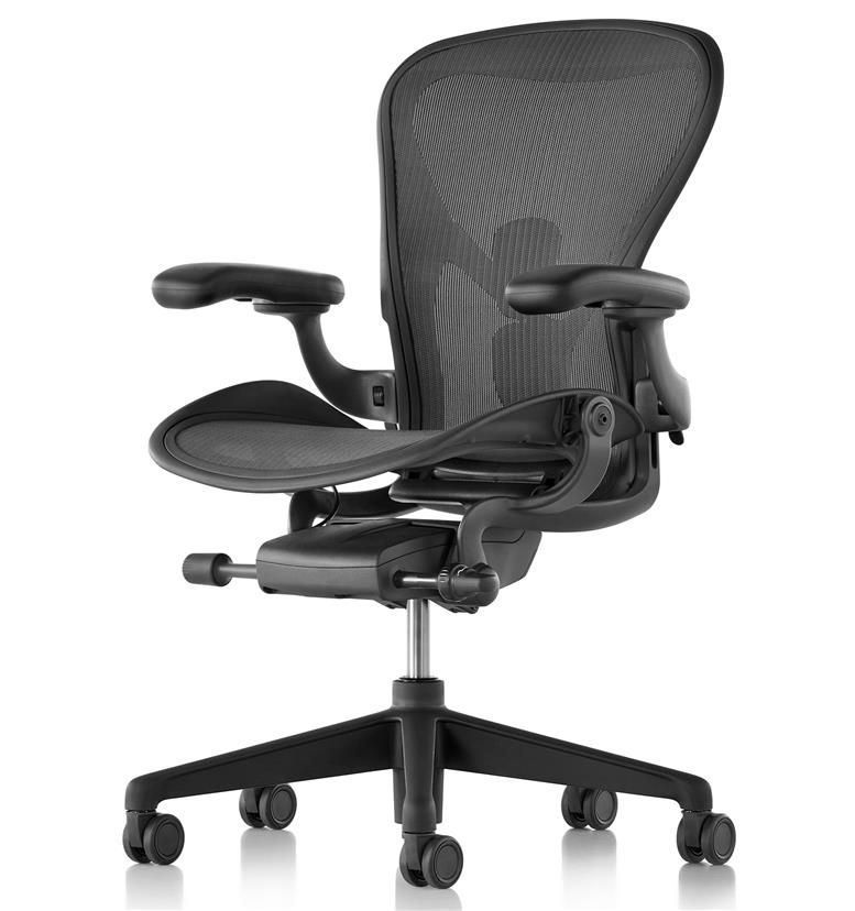 herman miller aeron office chair office chairs uk. Black Bedroom Furniture Sets. Home Design Ideas