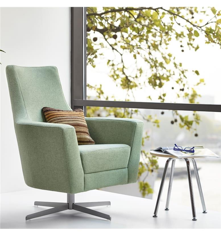 Herman MIller Anchor High Back Lounge Chair