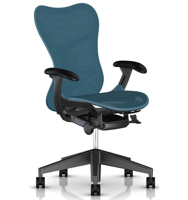herman miller mirra 2 dark turquoise and graphite office chairs uk. Black Bedroom Furniture Sets. Home Design Ideas