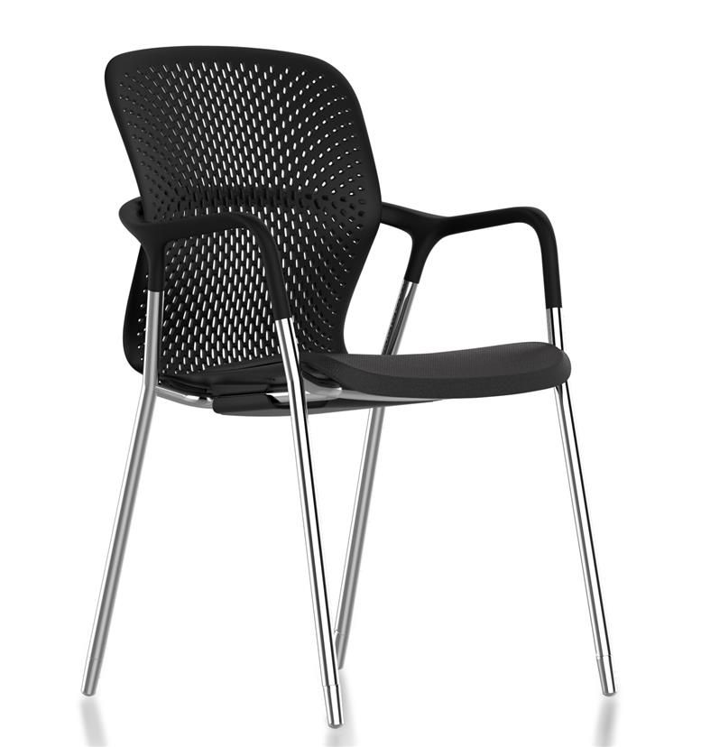 Herman Miller Keyn Four Leg Chair