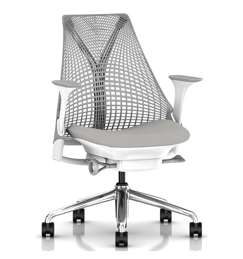 next day delivery herman miller sayl office chair. Black Bedroom Furniture Sets. Home Design Ideas