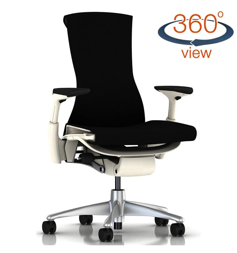 Herman Miller Embody Black and White Edition