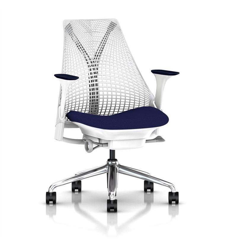 herman miller sayl twilight front