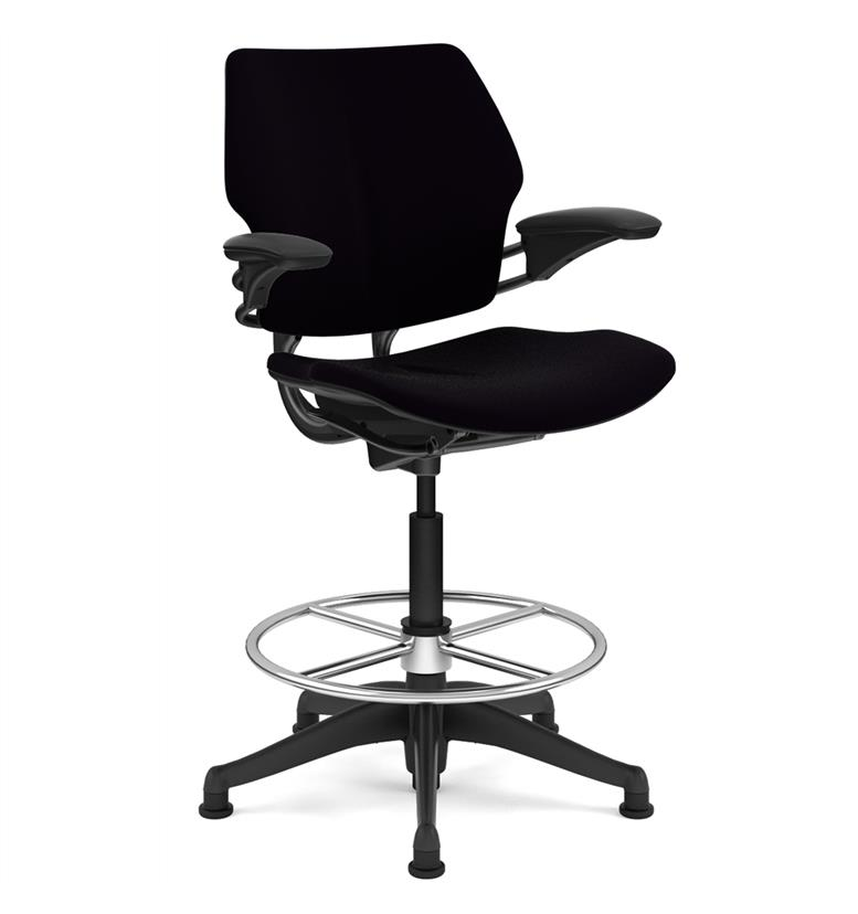 Humanscale Freedom Draftsman Chair