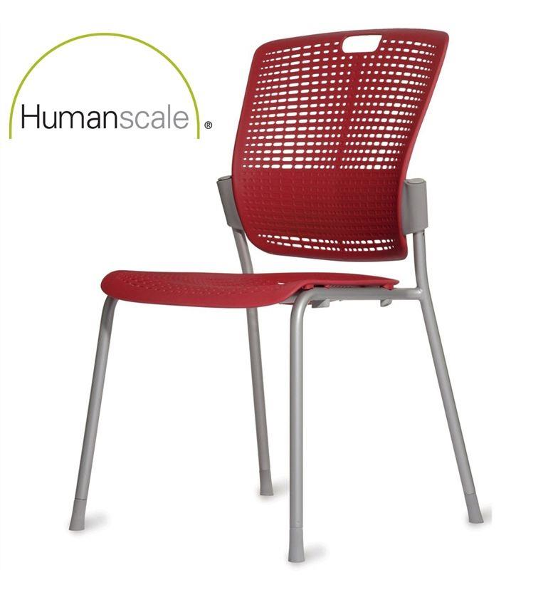 Humanscale Cinto Red