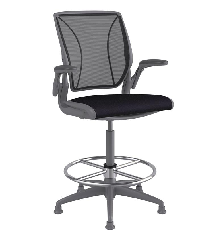 Humanscale Diffrient World chair counter height
