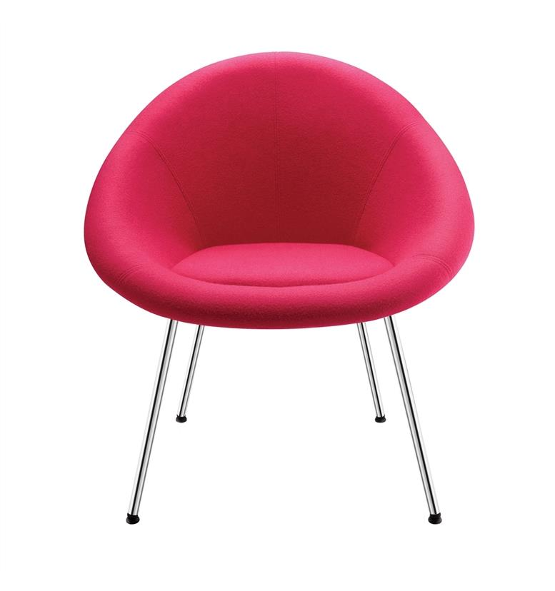 Connection Gloss Contemporary Tub Chair - Office Chairs UK