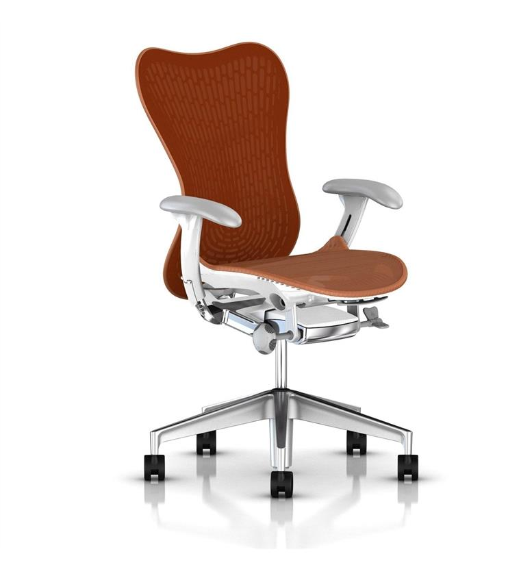 Herman Miller Mirra 2 Urban Orange front