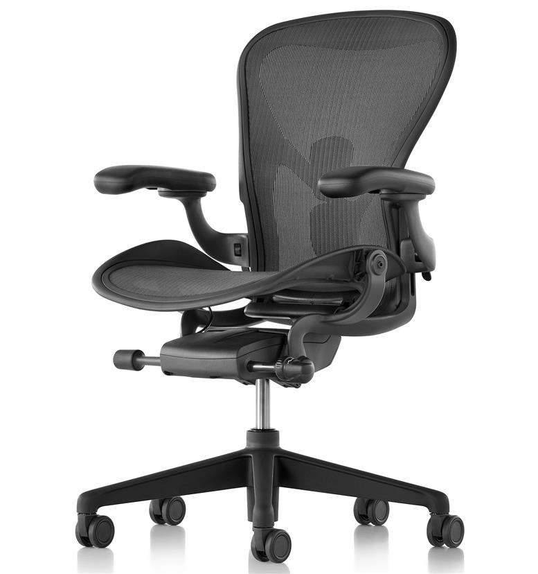 Herman Miller New Aeron