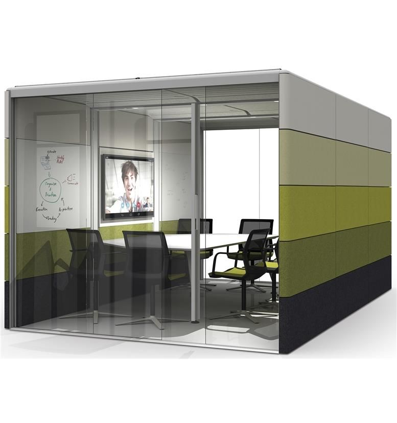 Orangebox AIR - 26 Acoustic Meeting Pod
