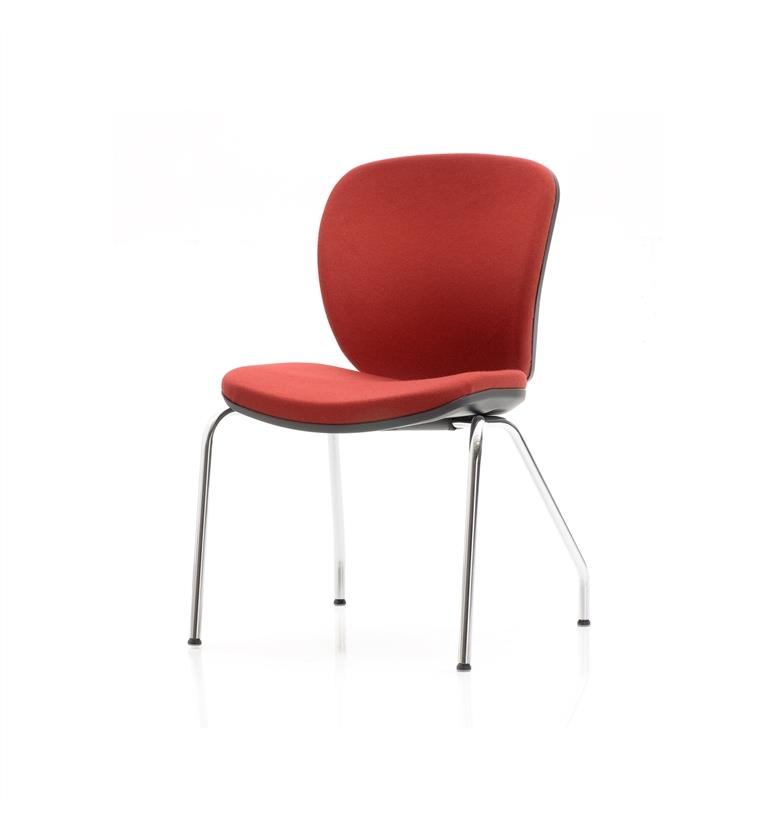 Orangebox Joy 4 Leg Visitor Chair