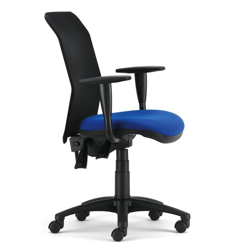 Pledge Air Mesh Back Swivel Office Chair