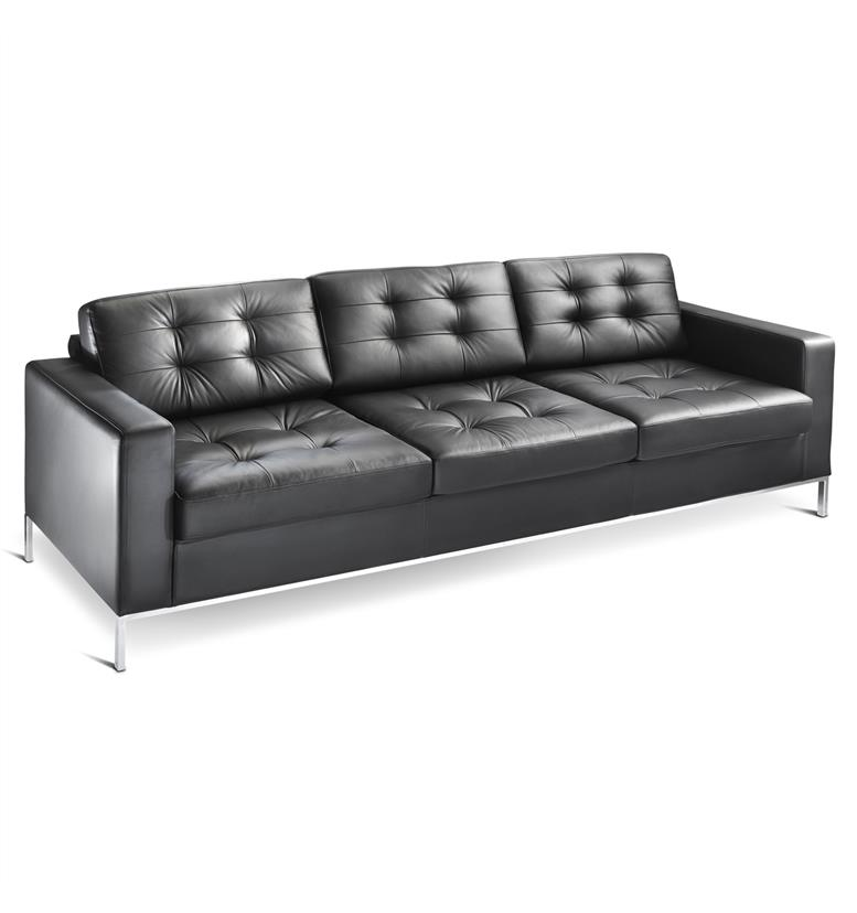 Connection Check Three Seat Sofa