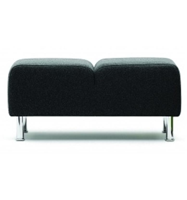 Lyndon Design Teal Two Seat Bench