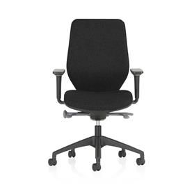 IN STOCK! Orangebox Joy Occupational Health Chair Black Edition
