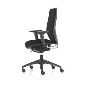 NEXT DAY DELIVERY! Orangebox Joy Occupational Health Chair Black Edition