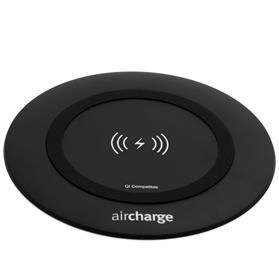 aircharge Wireless Surface Charger Black