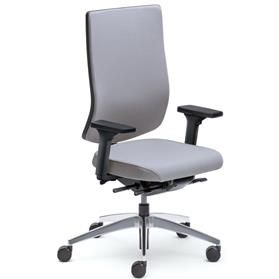 Sedus se:do Versatile Office Chair, Upholstered Back
