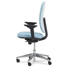 Apollo High back task chair side