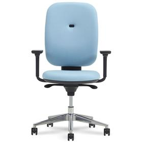 Apollo High back task chair front