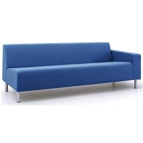 Verco Bradley Three Seater Bench Right Arm