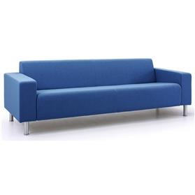 Verco Bradley Three Seater Bench Both Arms
