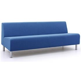 Verco Bradley Three Seater Bench no Arms