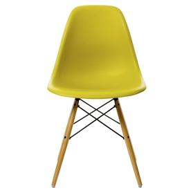 Vitra Eames DSW Chair Mustard