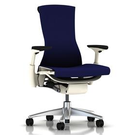 Herman Miller Embody White Twilight Rhythm front
