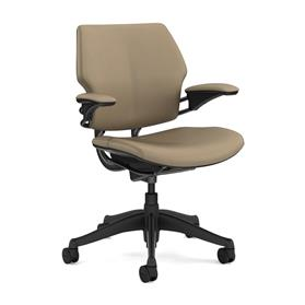 Humanscale Freedom Columbia Leather