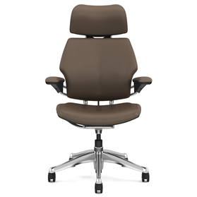 Humanscale Freedom Miso Coffee Front