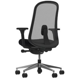 herman miller lino chair black edition