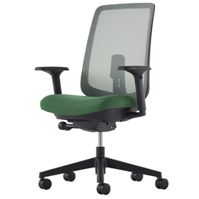 Herman Miller Verus Mesh back Office Chair, Black Design Your Own