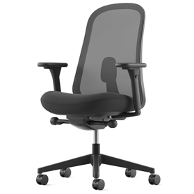 PRE ORDER! Herman Miller Lino Office Chair WFH Black Edition