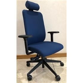 NEXT DAY DELIVERY! Orangebox Being Me Occupational Health Chair, Costa Blue