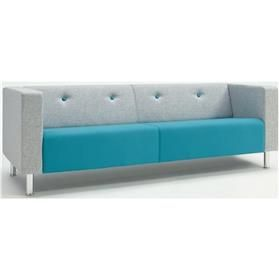 Verco Jensen Retro Three Seater Sofa