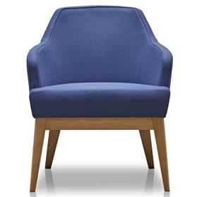 Herman Miller Jetty Compact Chair Blue