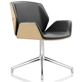 Boss Design Kruze Chair in Leather