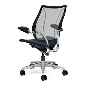 Humascale Freedom Chair Blue