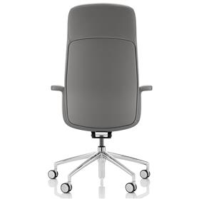 Boss Design Mea High Back Leather Chair Back
